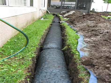 drainage pipe cost french drain cost reviews vissbiz