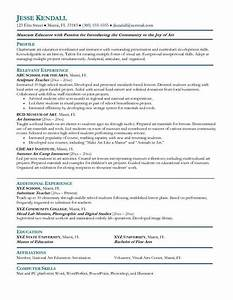 15 best art teacher resume templates images on pinterest With sample resume for art and craft teacher