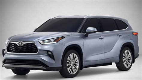 2020 Toyota Highlander by 2020 Toyota Highlander Preview