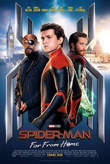 spider man   home wikipedia