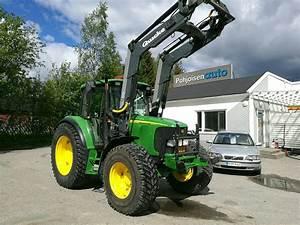 John Deere 6320 Tractors  2006
