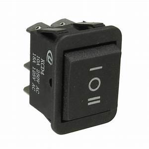 6 Pin Auto On  Off  On Momentary Power Window Rocker Switch