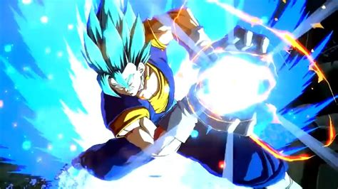 Vegito Blue Joins The Fight!!! Dragon Ball Fighterz Vegito