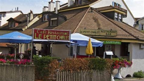 restaurant le petit chalet restaurant le petit chalet 224 ch 234 ne bourg avis menu et prix