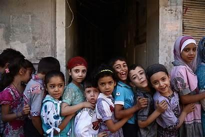 Children Syria Syrian Child War Missing Gone