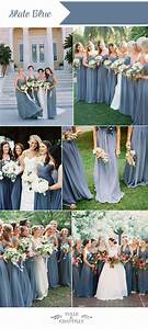 top ten wedding colors for summer bridesmaid dresses 2016 With blue summer dresses for weddings