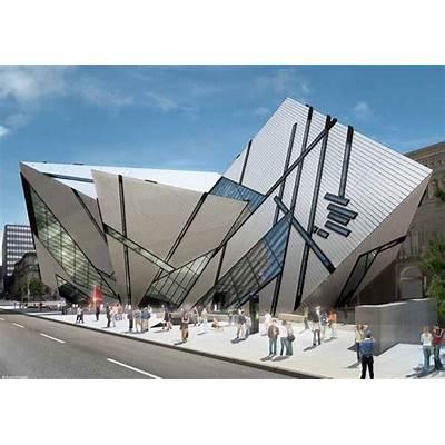 Royal Ontario Museum - ROM Toronto e-architect