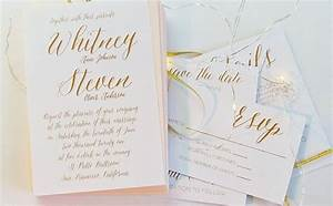 simple wedding invitation gold wedding invitations 5 With wedding invitations 5