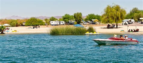 Lake Havasu State Park   Arizona
