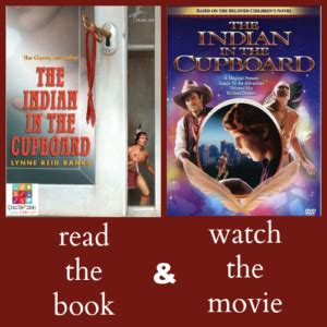 Indian In The Cupboard Series by Book Club Ideas The Indian In The Cupboard