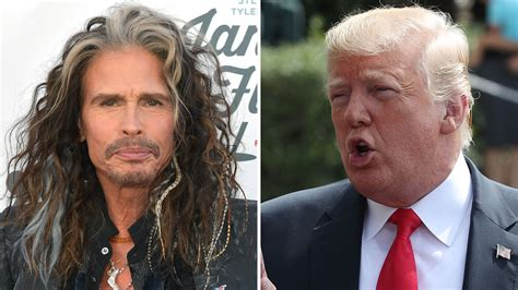 Aerosmith Music Trump Rallies Prompts Cease Desist