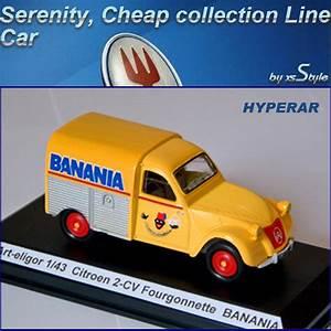 2cv Camionnette A Vendre : neuf camionnette citroen 2cv banania unique eligor 1 43 vendre blog ench res en ligne ~ Gottalentnigeria.com Avis de Voitures