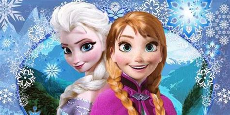 Premier Aperçu D'anna Et Elsa