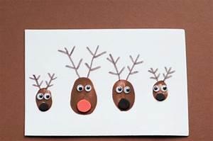 Weihnachtskarten Basteln Grundschule : bastelideen f r kinder sch ne weihnachtskarten f r die ~ Orissabook.com Haus und Dekorationen