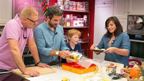 cuisiner avec un chef cuisiner avec ses enfants rtbf un gars un chef