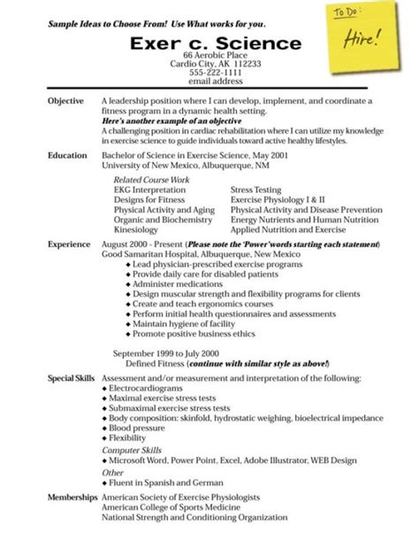 To Make A Resume by How To Create A Resume