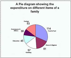 Pie Diagram - Grade 7 - Mathematics  Science  English Homeschool  Afterschool