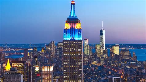 How Many Floors Does The Empire State Building Have In