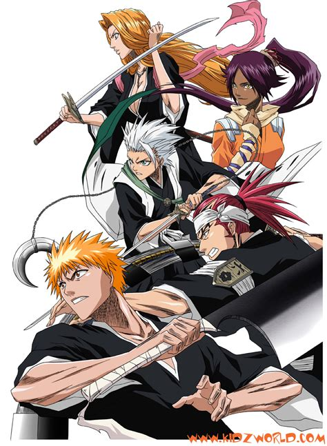 Bleach The Blade Of Fate  Game Preview  Nintendo Ds