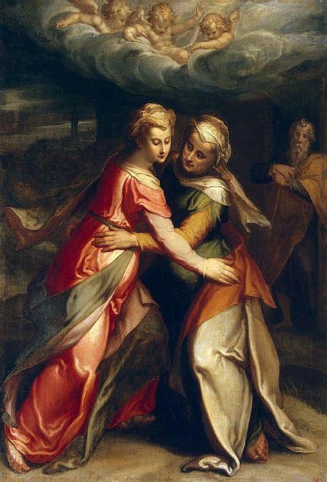 mary meeting elizabeth hermitage museum