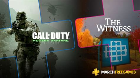 Playstation Plus Free Games For March 2019