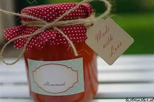 Gläser Für Marmelade : marmeladengl ser dekorieren fr ulein musters welt ~ Eleganceandgraceweddings.com Haus und Dekorationen