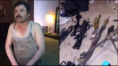 Details on El Chapo Being Captured in Deadly Raid ...