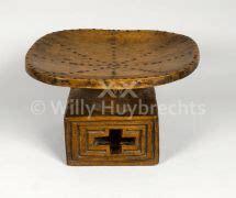 siege africain chaise africaine vers 1924 bois de palmier sculpté
