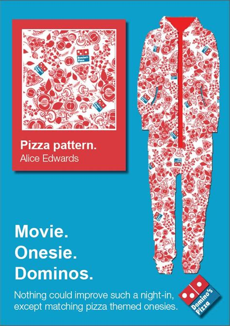 Design Your Own Onesie Competition  Domino's Blog