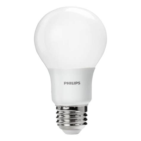 what are led light bulbs philips 60w equivalent soft white a19 led light bulb