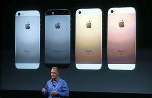 Apple Iphone Se  Ipad Pro Launch
