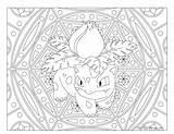 Coloring Pokemon Ivysaur Windingpathsart Path Ivy Poison Printable Pokémon Drawing Winding Stoner Adult Mandala Getcolorings Venusaur Scyther Sheets Cartoon Getdrawings sketch template