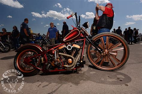 Top Motorcycle And Stunt Shows Featured At Sturgis Buffalo