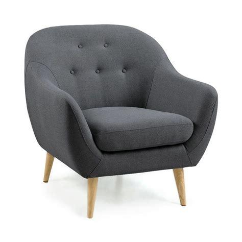 canape capitonné gris fauteuil scandinave capitonné cirrus drawer