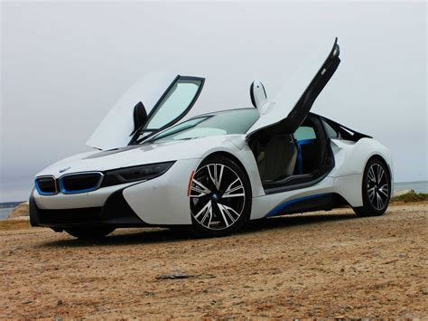 Bmw I8 Sports Car Of The Future