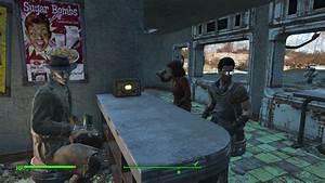 Organizing Fallout 4 Companions The Companion Settlement
