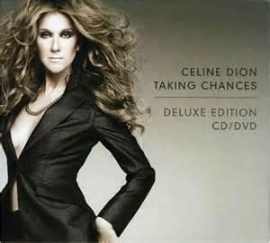 Celine Dion Taking Chances Album Cover