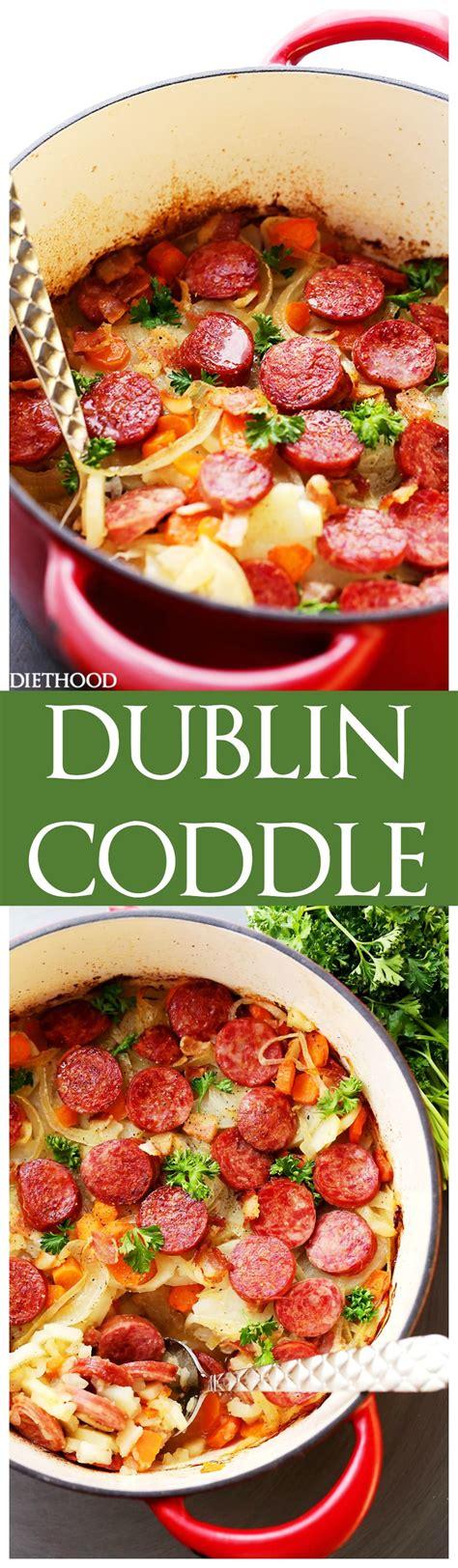 dublin coddle recipe  easy   delicious