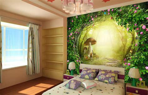 chambre foret une chambre pour enfant à thème forêt deco in