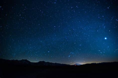 Night Sky Stars Wallpapers Wallpaper Cave