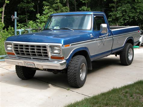 ford f150 1979 ford f150 information and photos momentcar