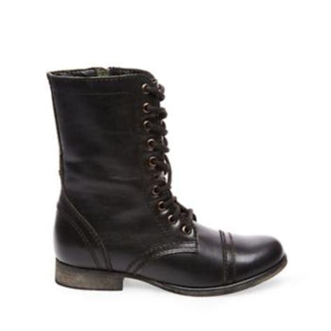 steve madden troopa combat boots steve madden
