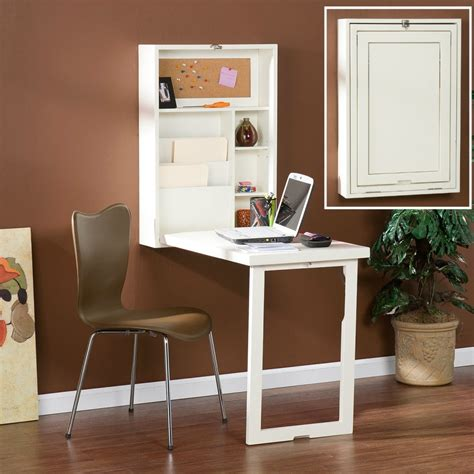 desks for small spaces with storage ten space saving desks that work great in small living