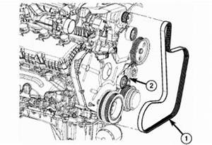 I Have A 2010 4 0l Routan And Need A Diagram To Replace