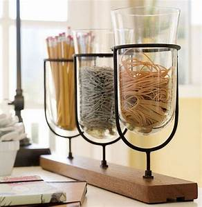 20 Creative Home Office Organizing Ideas - Hative
