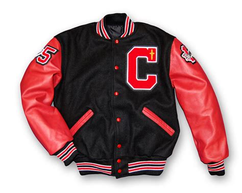 embroidered letter jacket varsity letterman jackets chenille appeal