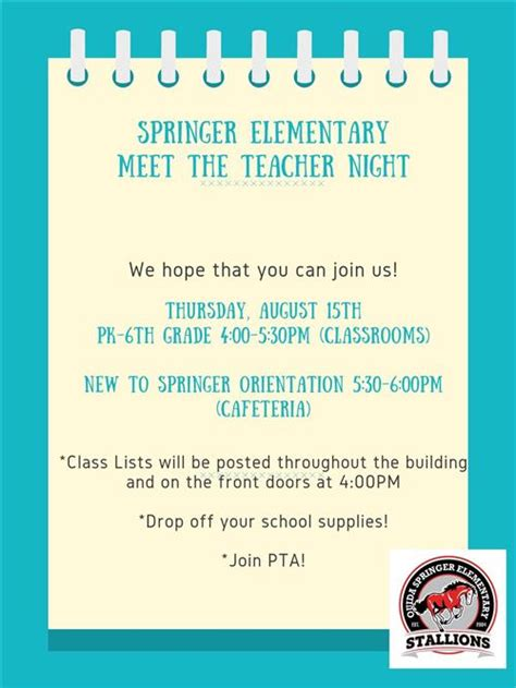ouida springer elementary homepage