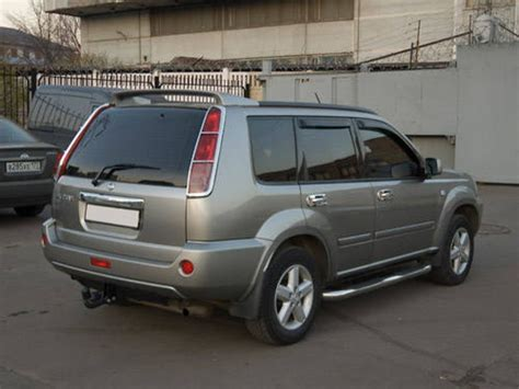 nissan x trail 2005 2005 nissan x trail photos