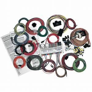 Ron Francis Wiring  Bare Bonz Series  10 Circuit Wiring