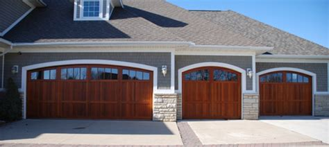 maximizing garage door design  boast  house exterior
